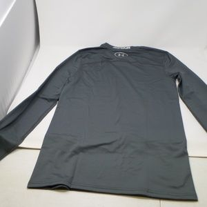Under Armour Boy's Coldgear Long Sleeve Shirt